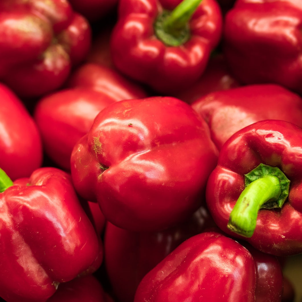 Red Peppers (1lb)