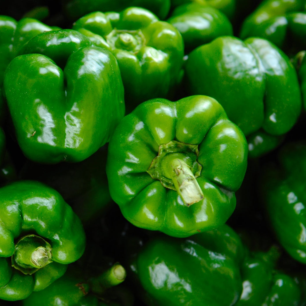 Green Peppers (1lb)