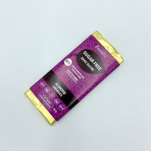 Dark Chocolate Almond Bar (sugar-free)