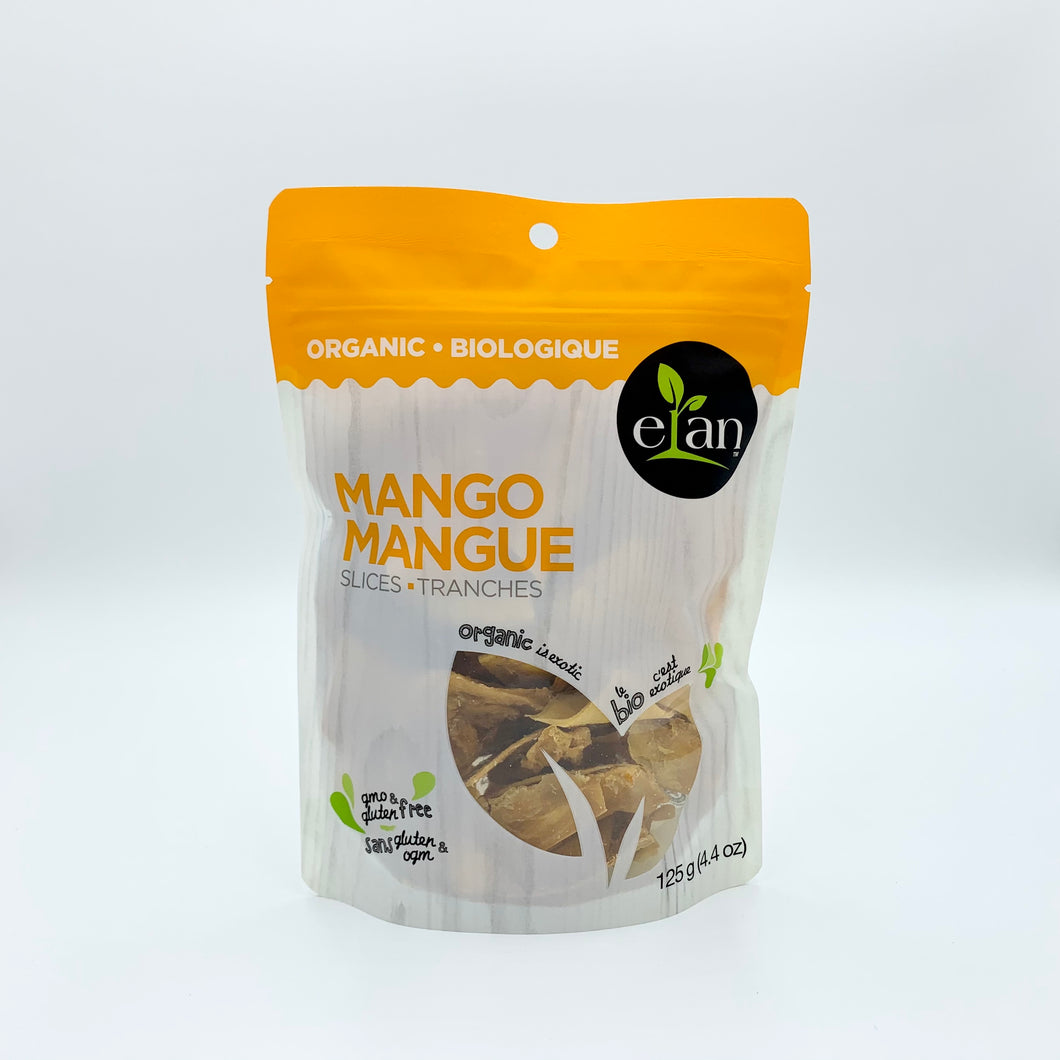 Dried Mango Slices (organic)