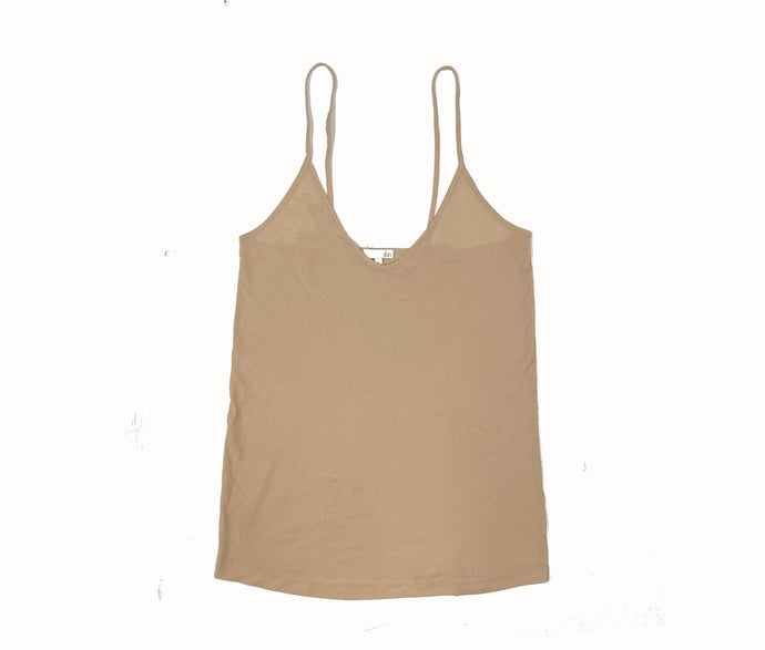 Sexy Cami Top In Nude