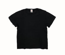 Load image into Gallery viewer, Heritage Cotton Classic Tee In Black
