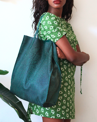 Tree Bag with Pocket
