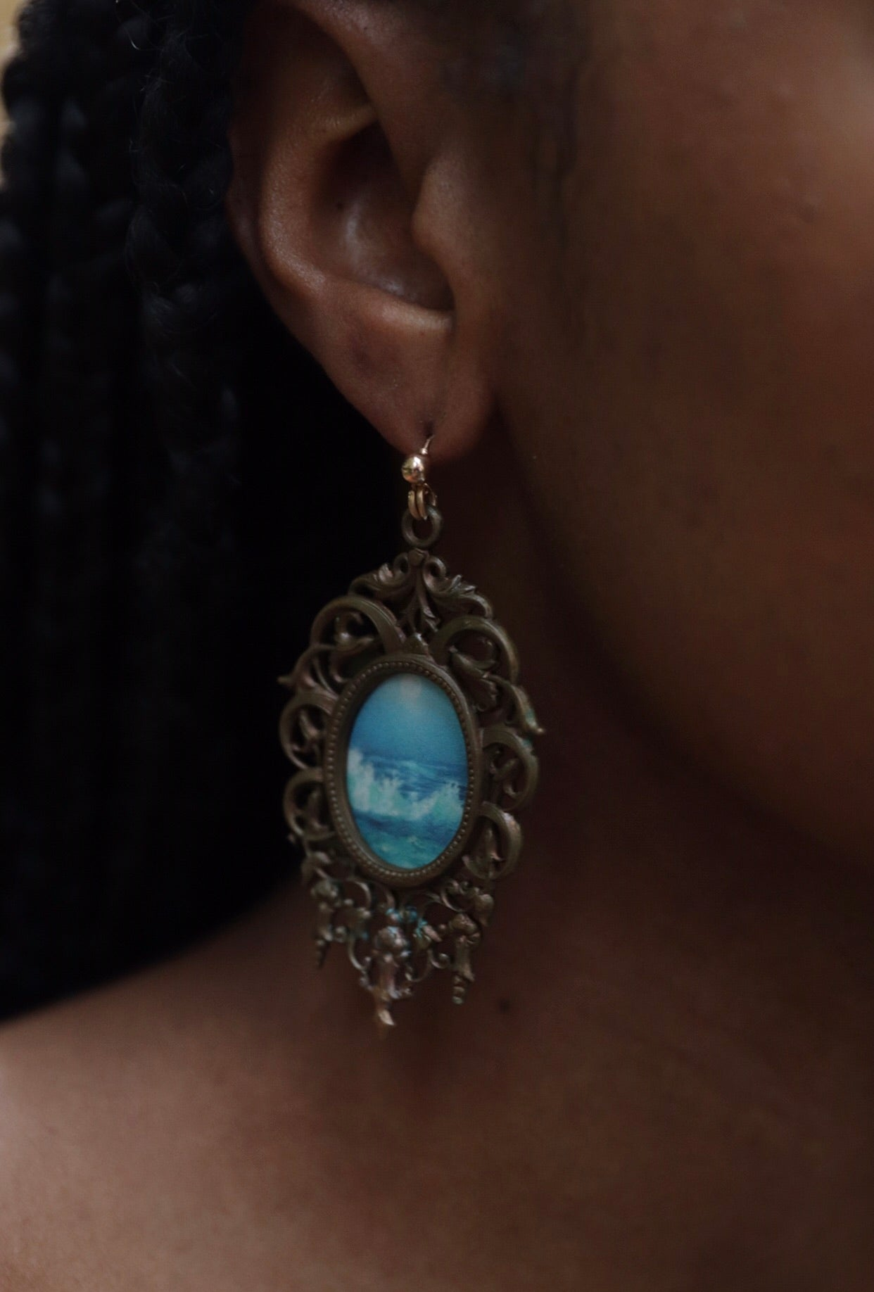 Altar Earrings