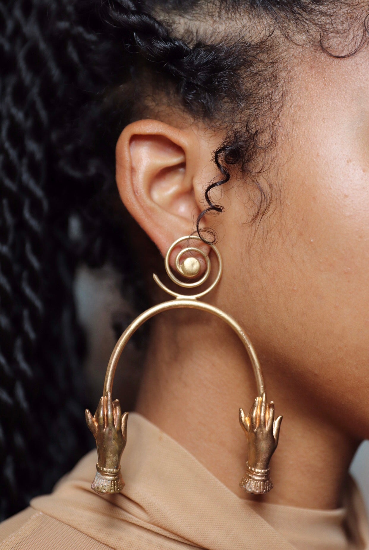 Sisterhood Earrings