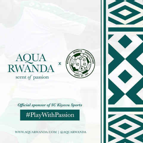 Aqua Rwanda Partners with Football Club SC Kiyovu