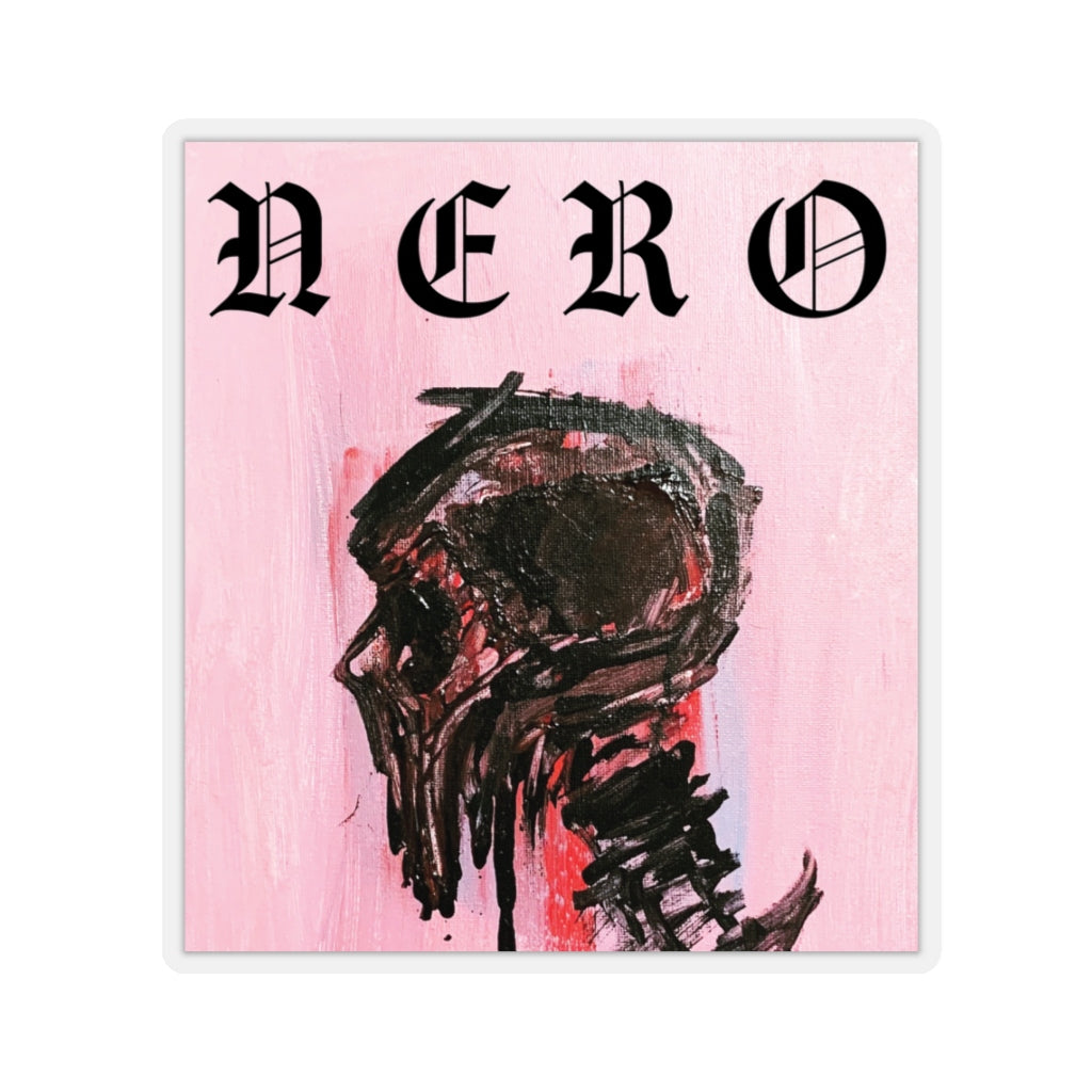 nero cadaver sticker