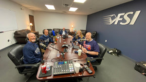 We join our podcast partner, FSI, as they celebrate 25 years in business!