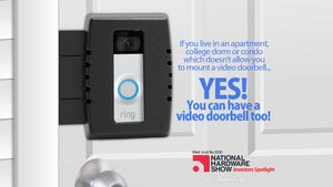 Meet the inventor of Doorbell Boa, one of Product QuickStart's newest designs!