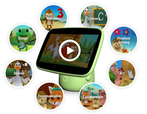 START-UP SPOTLIGHT on Animal Island Learning Adventure™ (AILA) Sit and Play