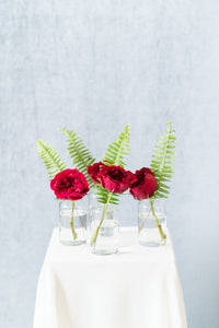 Berry Jewel: Bud Vase Set