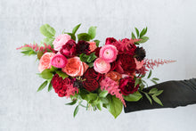 Load image into Gallery viewer, Berry Jewel: Bridal Bouquet