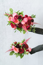 Load image into Gallery viewer, Berry Jewel: Bridesmaid Bouquet