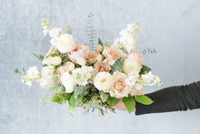 Load image into Gallery viewer, Blush and Cream: Bridal Bouquet