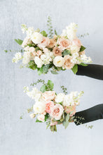 Load image into Gallery viewer, Blush and Cream: Bridesmaid Bouquet
