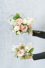 Load image into Gallery viewer, Blush and Cream: Posey Bouquet