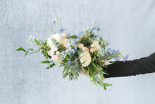 Load image into Gallery viewer, Something Blue: Bridal Bouquet