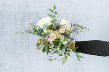 Load image into Gallery viewer, Something Blue: Bridesmaid Bouquet