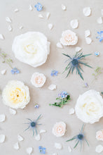 Load image into Gallery viewer, Something Blue: Styling Blooms / Cake Florals