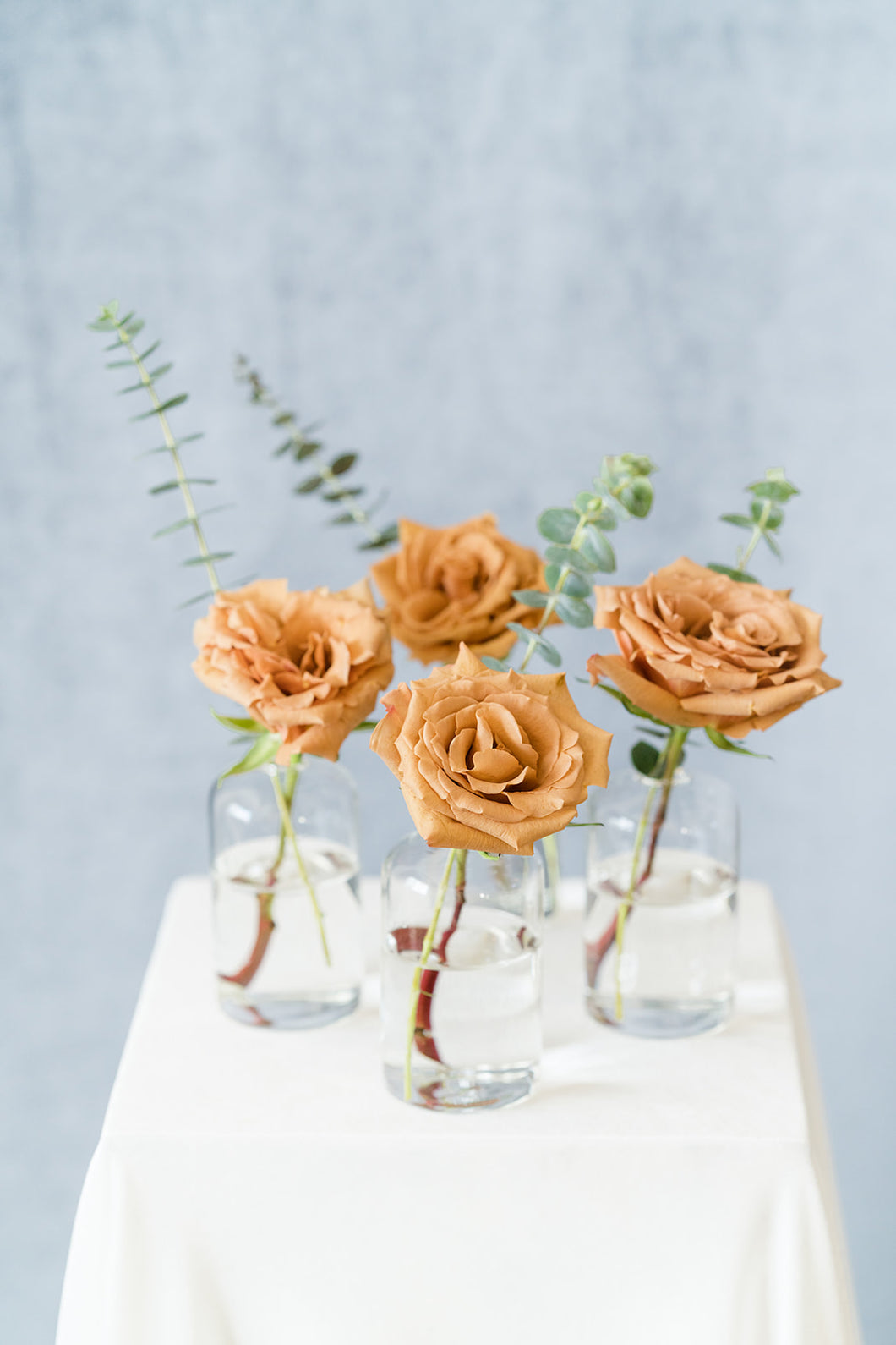 Fall Boho: Bud Vase Set