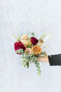 Fall Boho: Posey Bouquet