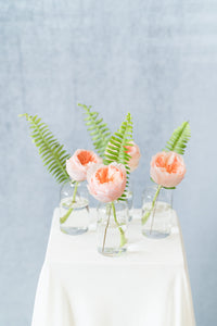 Pastel Dream: Bud Vase Set