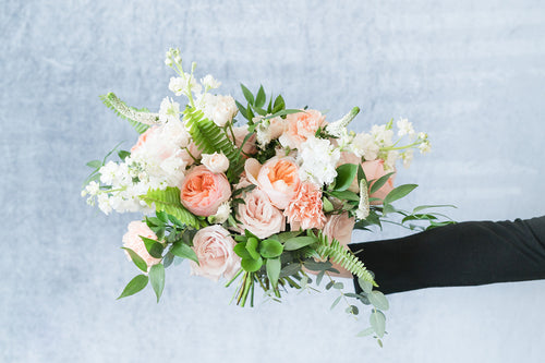 Pastel Dream: Bridal Bouquet