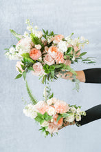 Load image into Gallery viewer, Pastel Dream: Bridal Bouquet