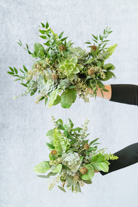 Greenery: Bridal Bouquet