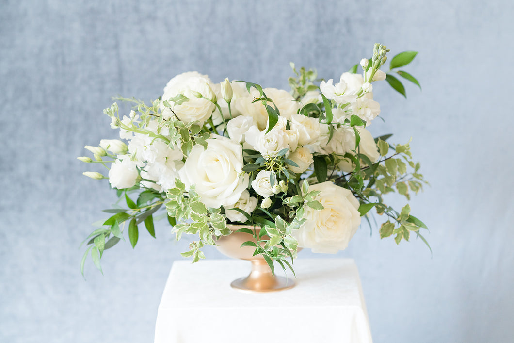 White Garden: Centerpiece