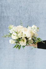 Load image into Gallery viewer, White Garden: Bridesmaid Bouquet