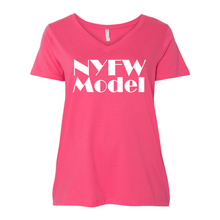 Load image into Gallery viewer, NYFW Model Curvy Tee