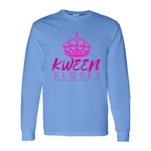 Kween Kloset Heavy Cotton Long Sleeve T-Shirt