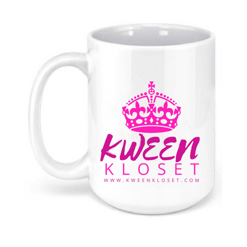 Kween Kloset 15oz. Coffee Mugs