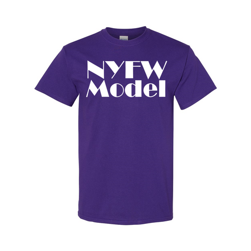 New York Fashion Week Model Shirt NYFW