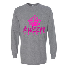Load image into Gallery viewer, Kween Kloset Heavy Cotton Long Sleeve T-Shirt