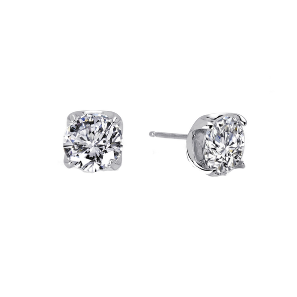 Cubic Zirconia Small Stud Earring