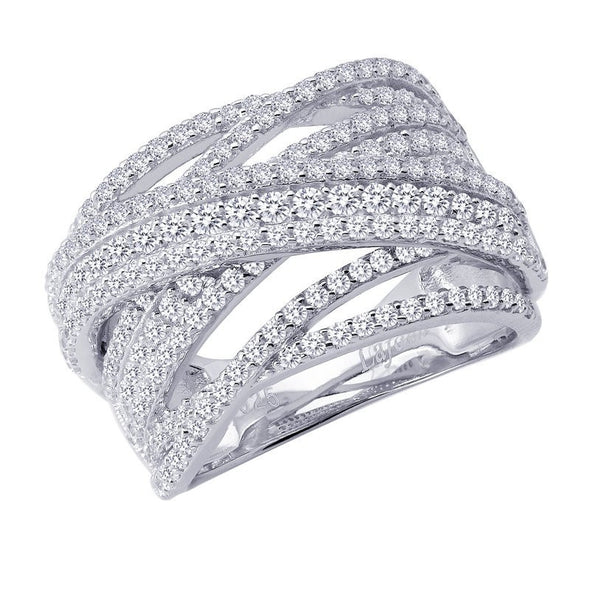 Diamond Wrap Ring