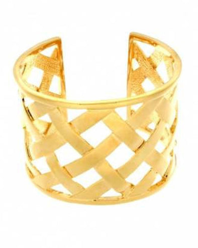 Basketweave Bracelet