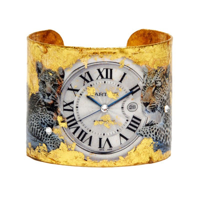 Safari Time Cuff