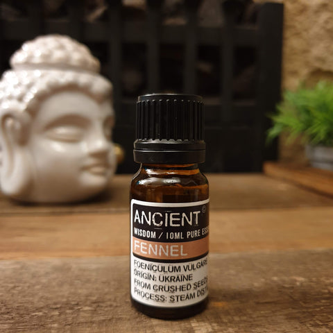 Fennel Essential Oil - 10ml - Totally Buddha