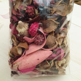 Pot Pourri Filled Gift Bag - Petal - Totally Buddha