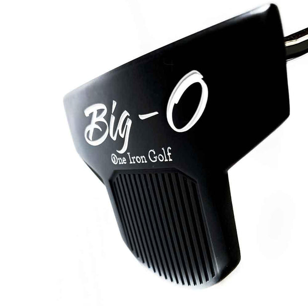 The 1 Iron Big-O Putter sole plate
