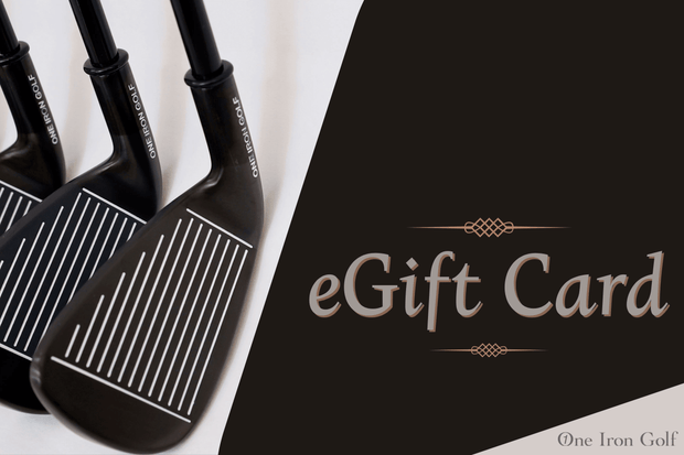 eGift Card for One Iron Golf Image