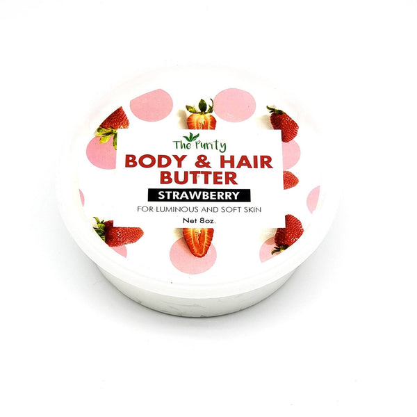 Body and Hair butter