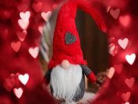 The perfect Valentine's Gnome