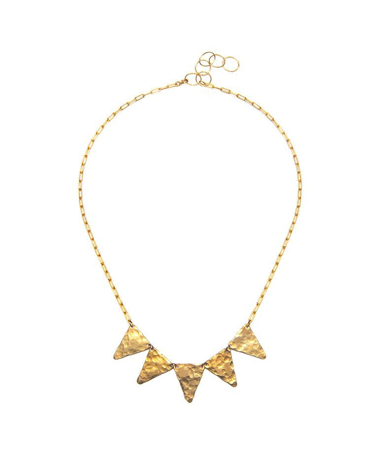 Phyllis + Rosie<br>Traveller Necklace