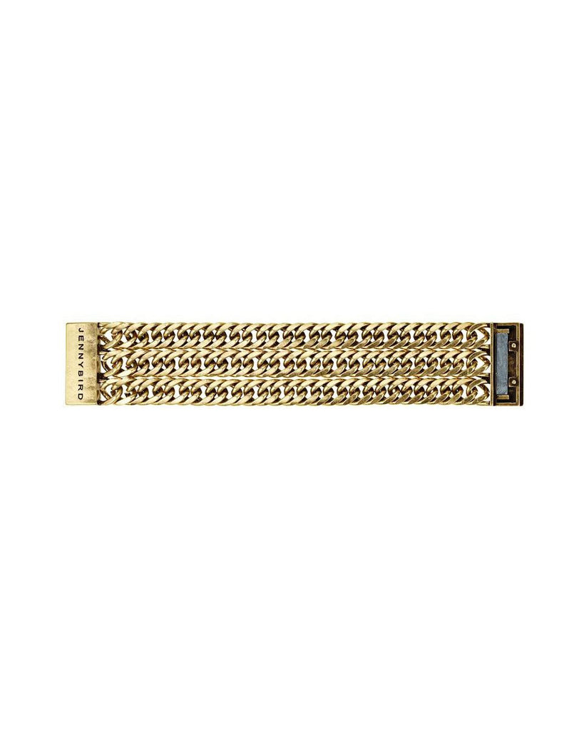 Always Hustling Bracelet Gold