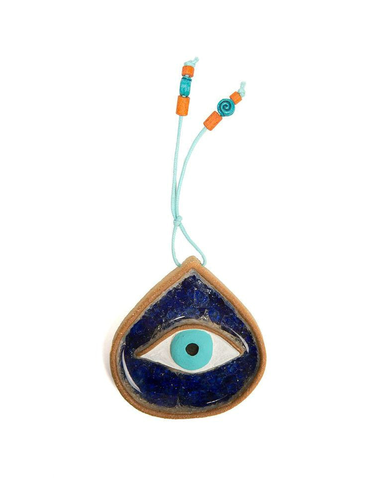 Grecian Evil Eye Hanging