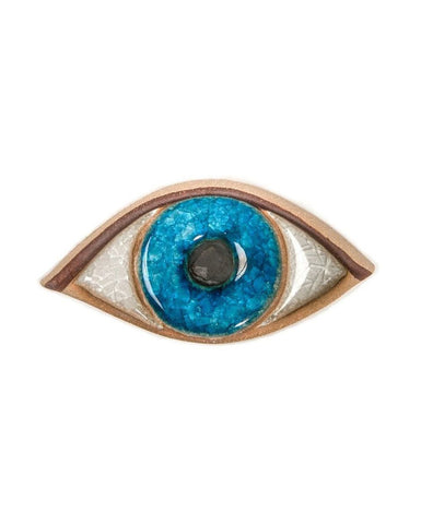 Large Grecian Evil Eye Hanging